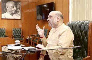 गृह मंत्री अमित शाह ने मोदी सरकार 2.0 के एक साल पूरे होने पर कही ये बात