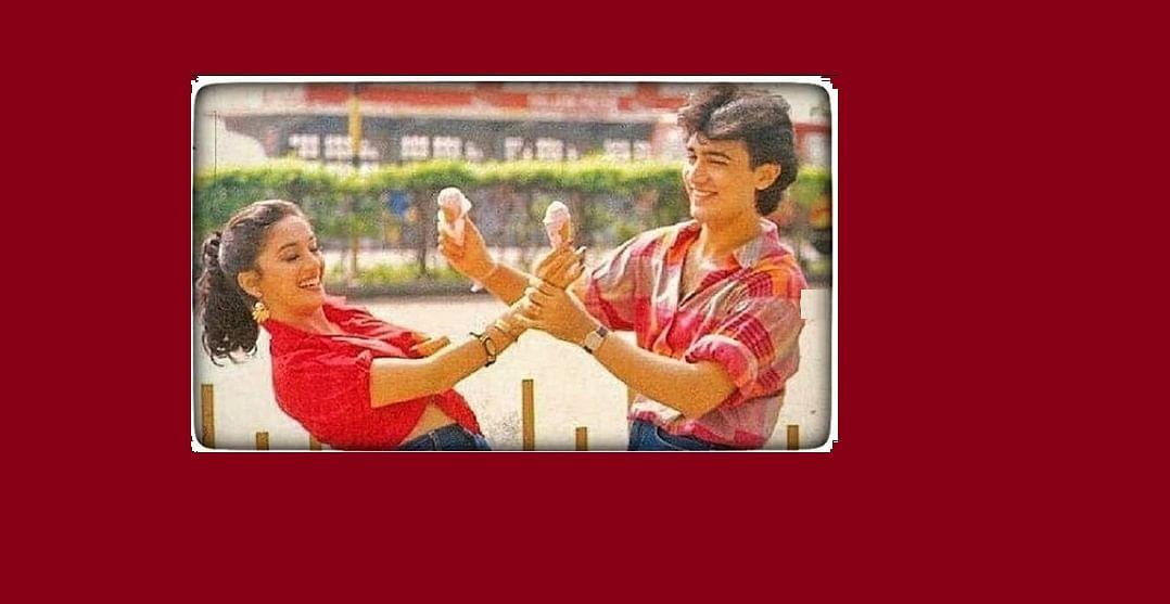 अभिनेत्री माधुरी दीक्षित ने याद की तीस साल पुरानी बात  कहा, हमें डांटते थे इंद्र कुमार