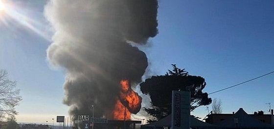 तेहरान के मेडिकल क्लीनिक में जबरदस्त विस्फोट, 19 लोगों की गई जान