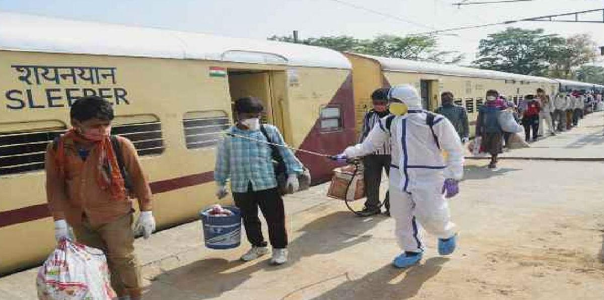 महाराष्ट्र, गुजरात सहित कई राज्यों ने 256 श्रमिक विशेष ट्रेनें की रद्द : रेलवे