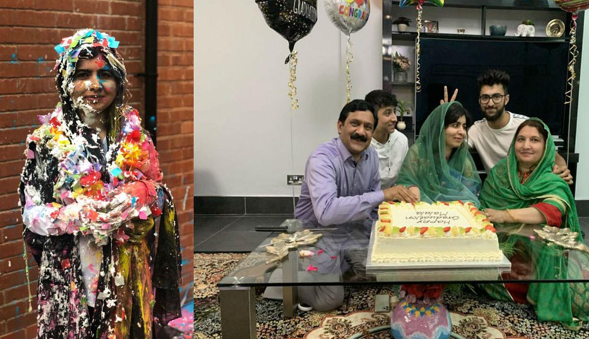 मलाला यूसुफजई ने पूरी की ग्रेजुएशन की पढ़ाई, शिक्षा को लेकर कभी खानी पड़ी थी तालिबानियों की गोली