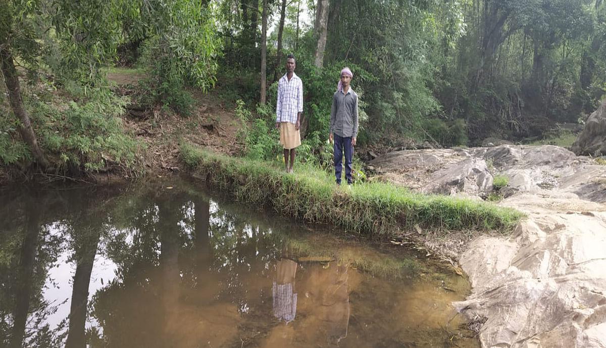 जानिए, घाघरा प्रखंड के किसानों ने कैसे नदी का पानी रोक कर रहे हैं खेती