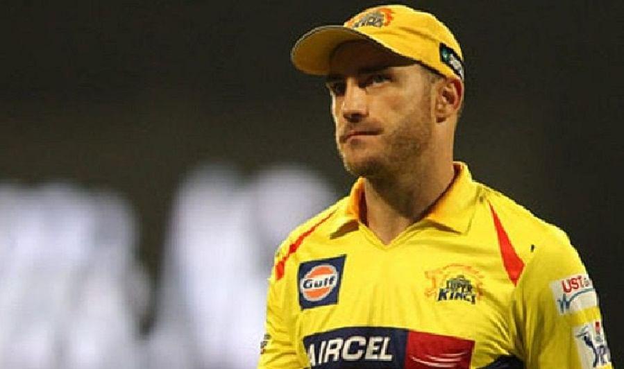 चेन्नई सुपरकिंग्स की ड्रेसिंग रूम शांत रहता है, वहां अच्छी समझ वाले कई क्रिकेटर हैं: डुप्लेसिस