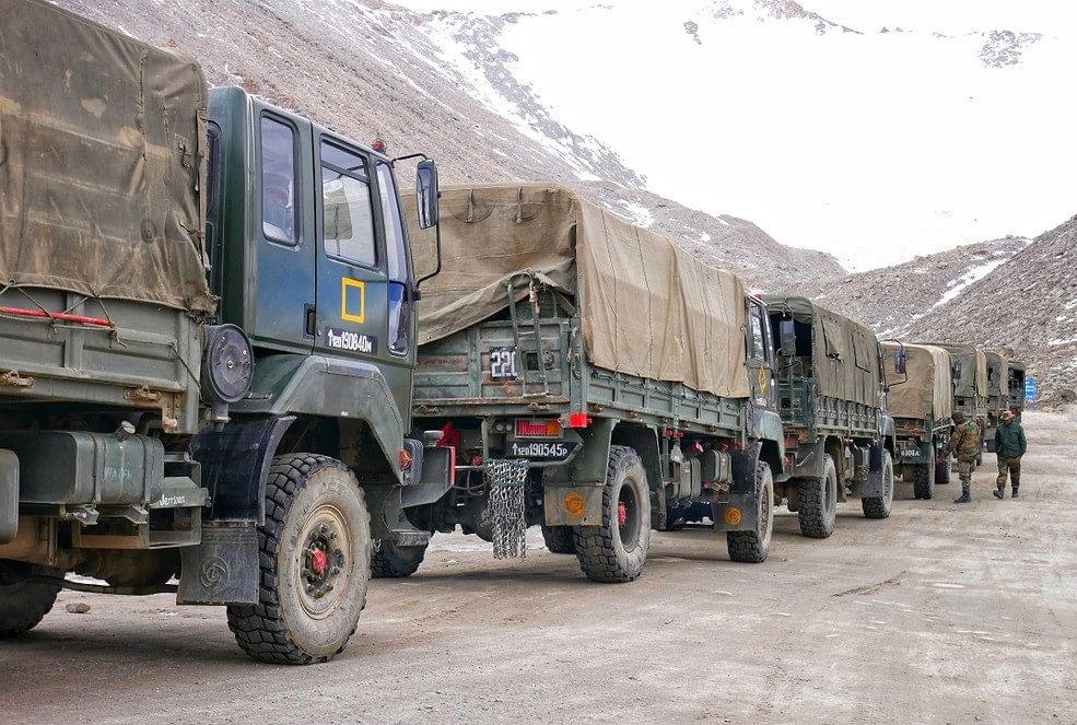 Indo-China face-off : लद्दाख में भारत ने तैनात किया वायु रक्षा मिसाइल सिस्टम, चीन को मिलेगा करारा जवाब