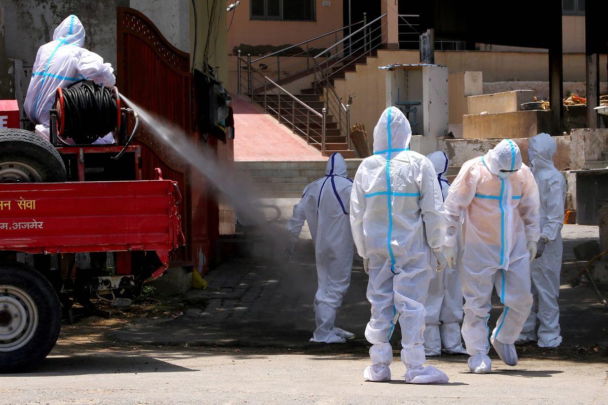 Coronavirus in Bihar : पटना में कोरोना से एक अधिकारी की मौत, 28 जिलों में मिले 349 नये मरीज