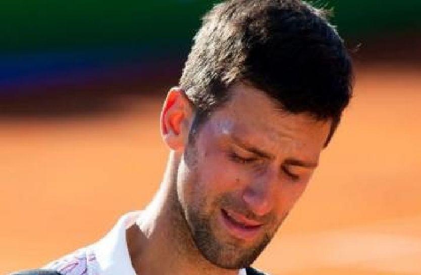 दुनिया के नंबर वन टेनिस खिलाड़ी जोकोविच और उनकी पत्नी का कोरोना टेस्ट पॉजिटिव