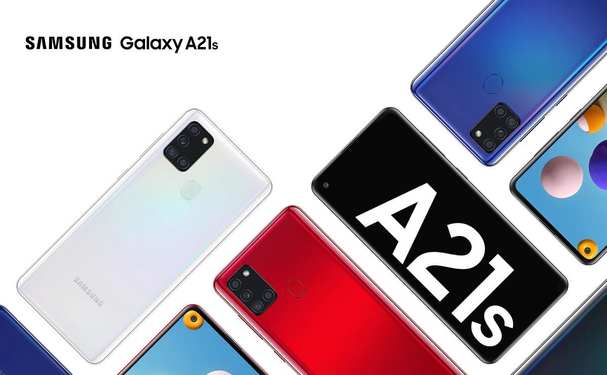 Samsung Galaxy A21s लॉन्च; 48MP कैमरा, 5000mAh की दमदार बैटरी के अलावा ये खूबियां भी हैं खास