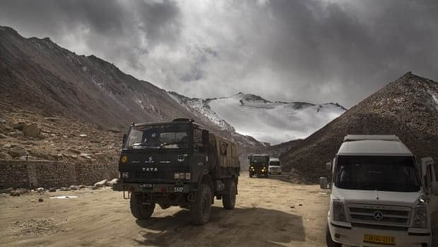 India China Face Off: वार्ता में भारत और चीन एलएसी पर सैनिक घटाने के पक्ष में