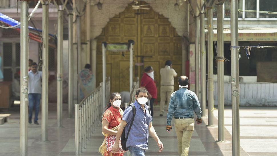 लॉकडाउन के बाद बंगाल में मिली धर्मिक स्थल खोलने की अनुमति, पहले दिन कम संख्या में लोग पहुंचे