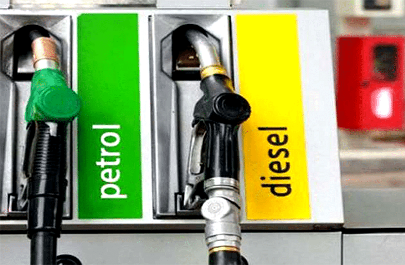 Petrol/diesel Price: लगातार 16वें दिन पेट्रोल-डीजल की कीमतों में उछाल, बीते 16 दिन में  9 रुपये तक मंहगा