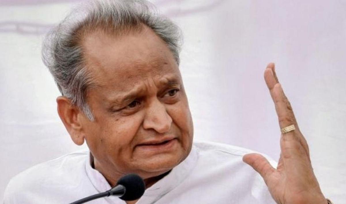 Political Crisis in Rajasthan : अब राजस्थान में गिरेगी कांग्रेस की सरकार ? दो गिरफ्तार, बोले गहलोत- भाजपा ने सारी हदें तोड़ दी