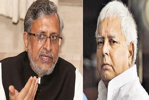 UPA सरकार ने देश को चीनी उत्पाद से पाट कर गरीबों के छीने रोजगार : सुशील मोदी, कहा...