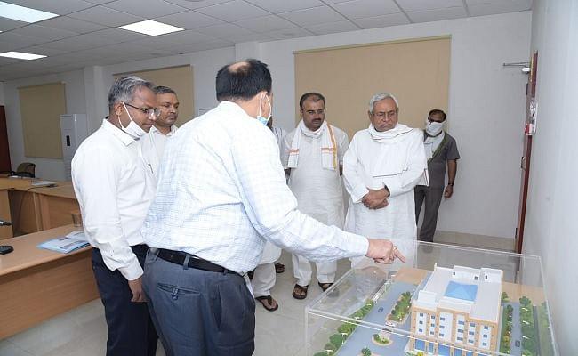 मुजफ्फरपुर में बना देश का पहला और सबसे बड़ा 100 बेड का पीकू अस्पताल, सीएम नीतीश बोले- स्वास्थ्य सुविधाओं का बिहार में होगा विस्तार
