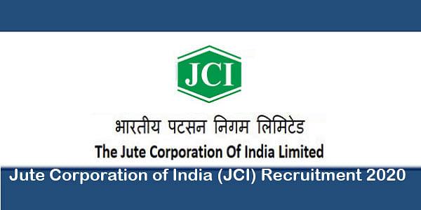 Sarkari Naukri 2020: जूट कॉरपोरेशन ऑफ इंडिया में रिक्त पदों के लिए करें आवेदन