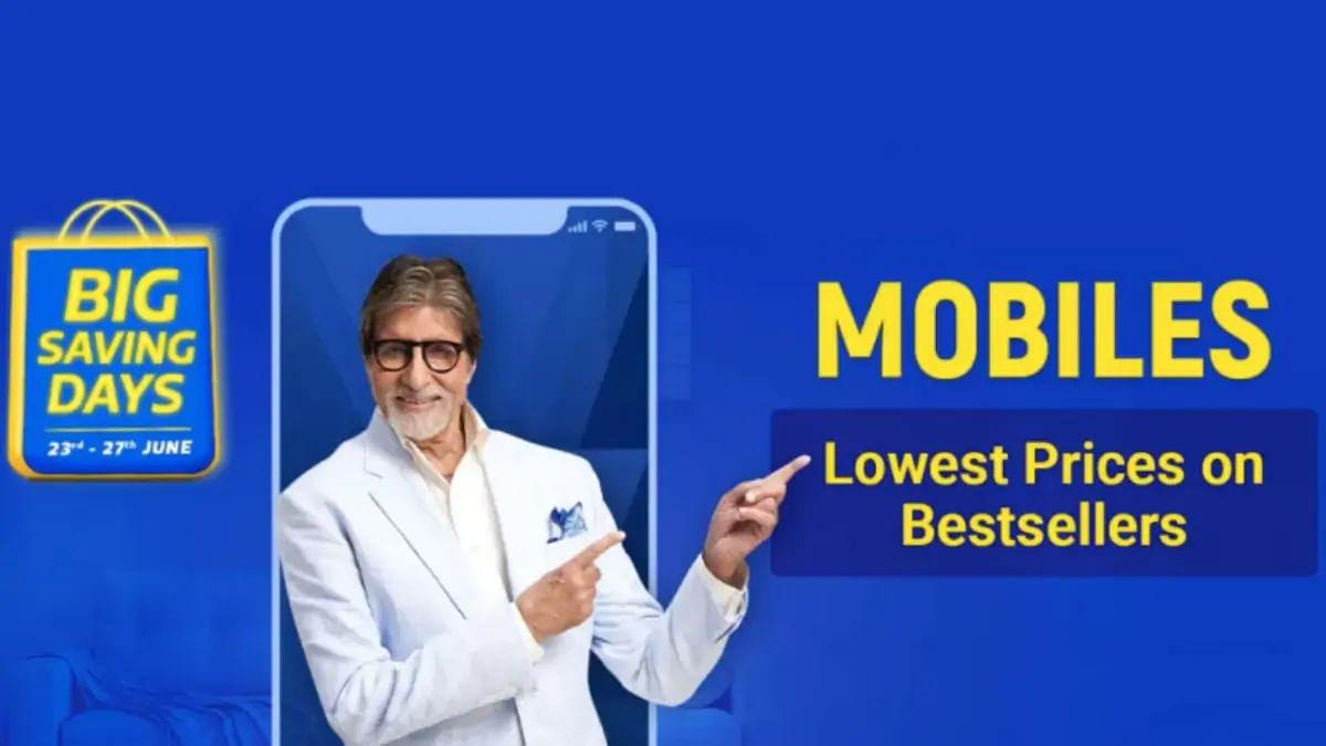 Flipkart Big Saving Days : 30,000 तक सस्ते मिलेंगे ऐपल-सैमसंग के स्मार्टफोन्स, नॉन-चाइनीज हैंडसेट्स पर बड़ी छूट