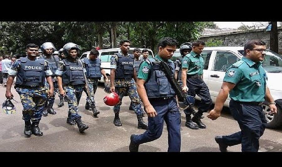 बांग्लादेश पुलिस के साथ मुठभेड़ में चार रोहिंग्या की मौत