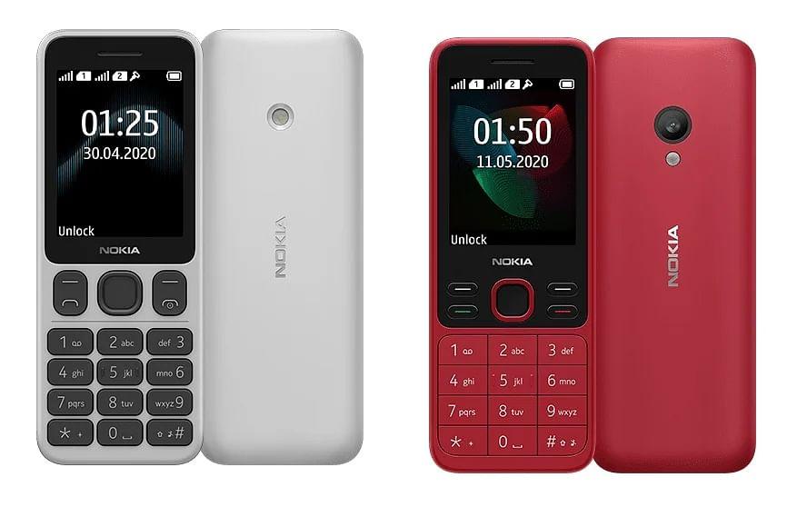 Nokia 125, Nokia 150 लॉन्च : नोकिया लाया दो नये फोन, कीमत Rs 2000 से शुरू