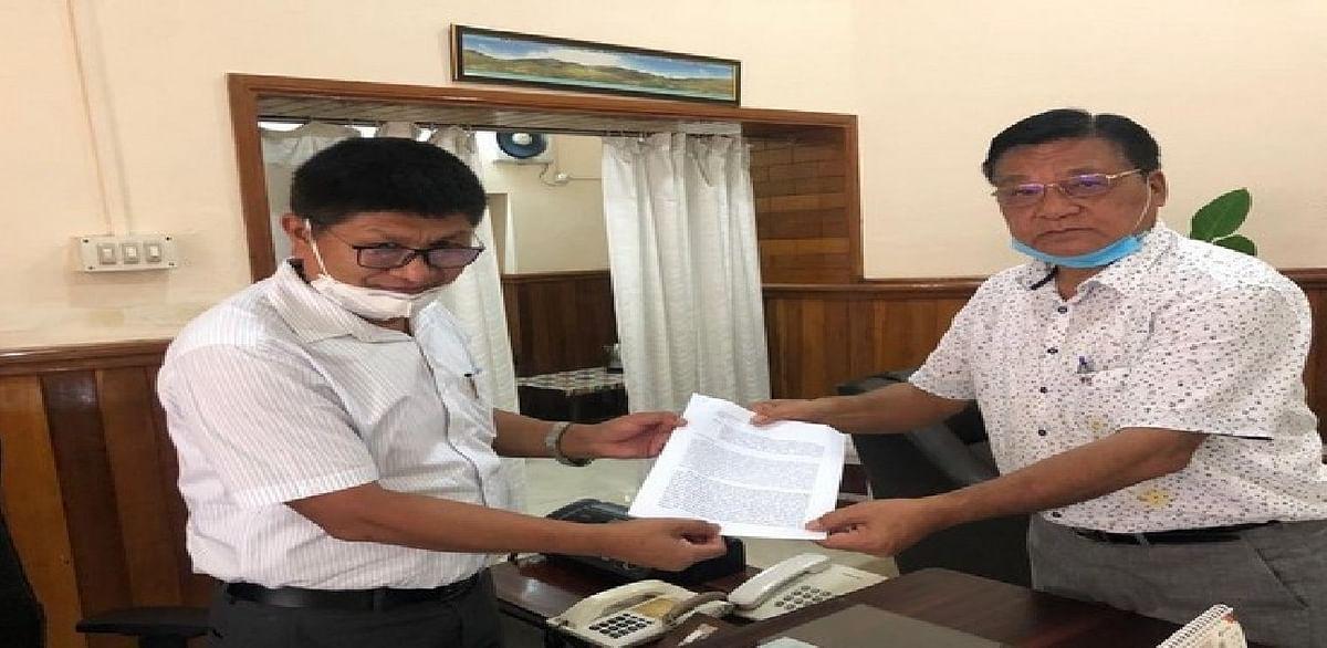 मणिपुर में भाजपा सरकार पर मंडराया खतरा, कांग्रेस 'नो कॉन्फिडेंस मोशन' की तैयारी में