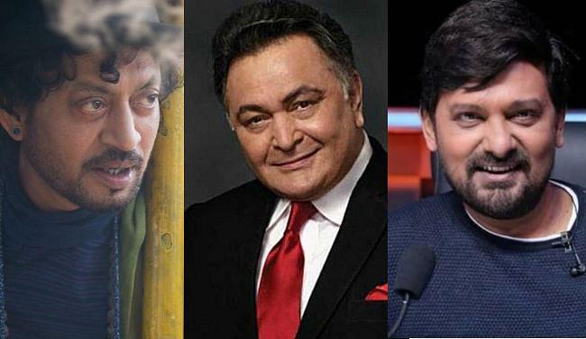 इरफान खान से लेकर वाजिद खान तक, पिछले 35 दिनों में फैंस को रोता छोड़ गए ये सेलेब्रिटीज