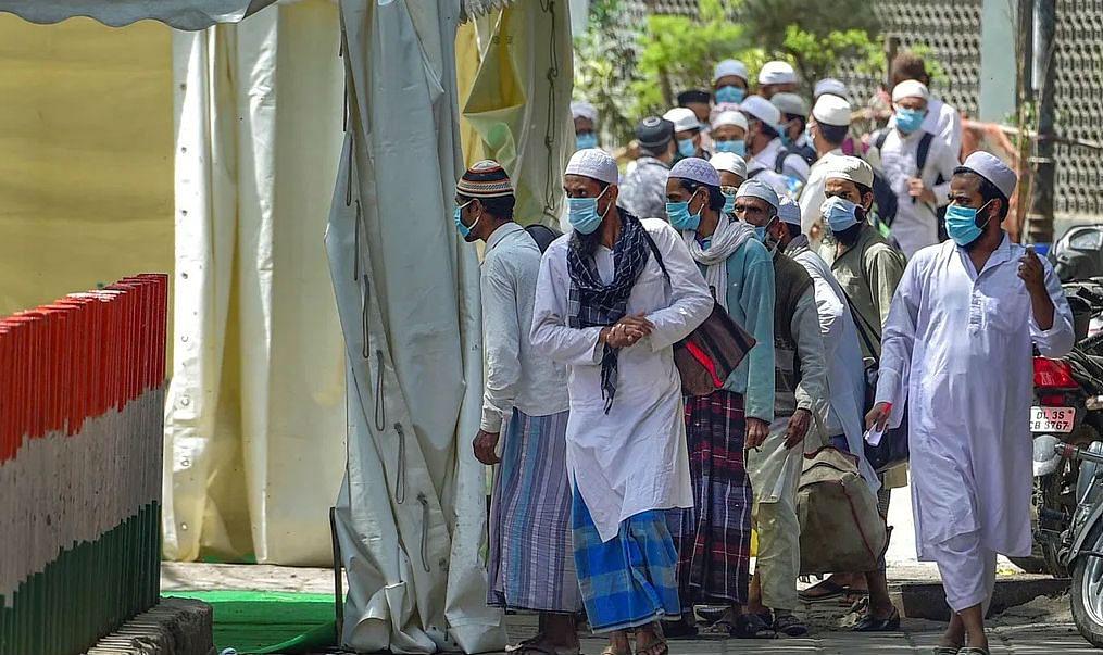 तबलीगी जमात में शामिल 2500 विदेशी नागरिक ब्लैक लिस्टेड, भारत आने पर लगा 10 साल का बैन