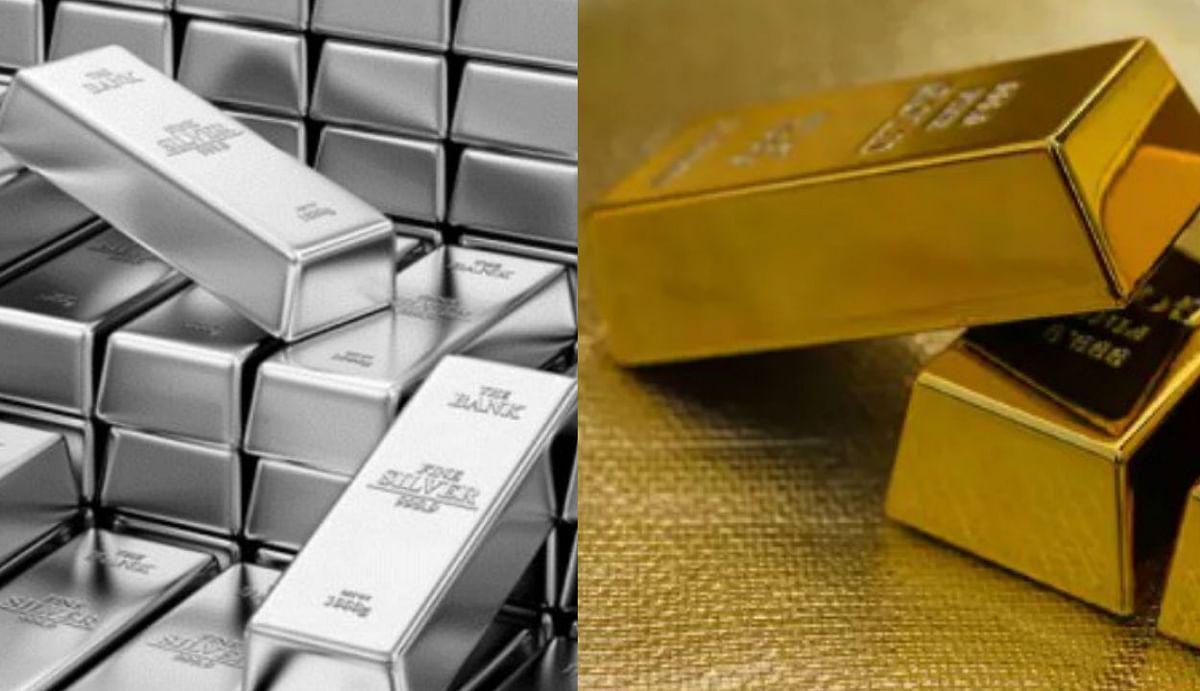 Gold Rate : एक महीने में हिस्टोरिकल लेवल से फिसला सोना तो चांदी ने बनाया रिकॉर्ड, जानिए 30 दिन में किसका कितना रहा दाम...?