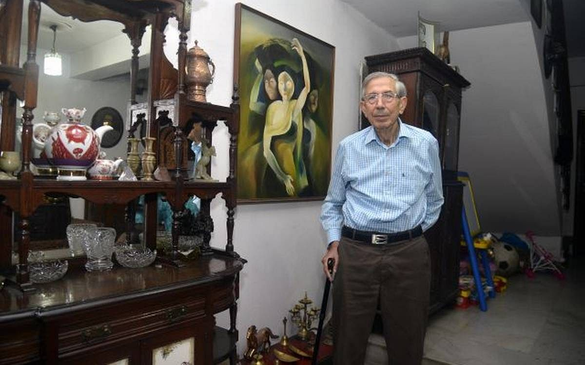 झारखंड के पूर्व राज्यपाल वेद प्रकाश मारवाह नहीं रहे, गोवा में ली अंतिम सांस