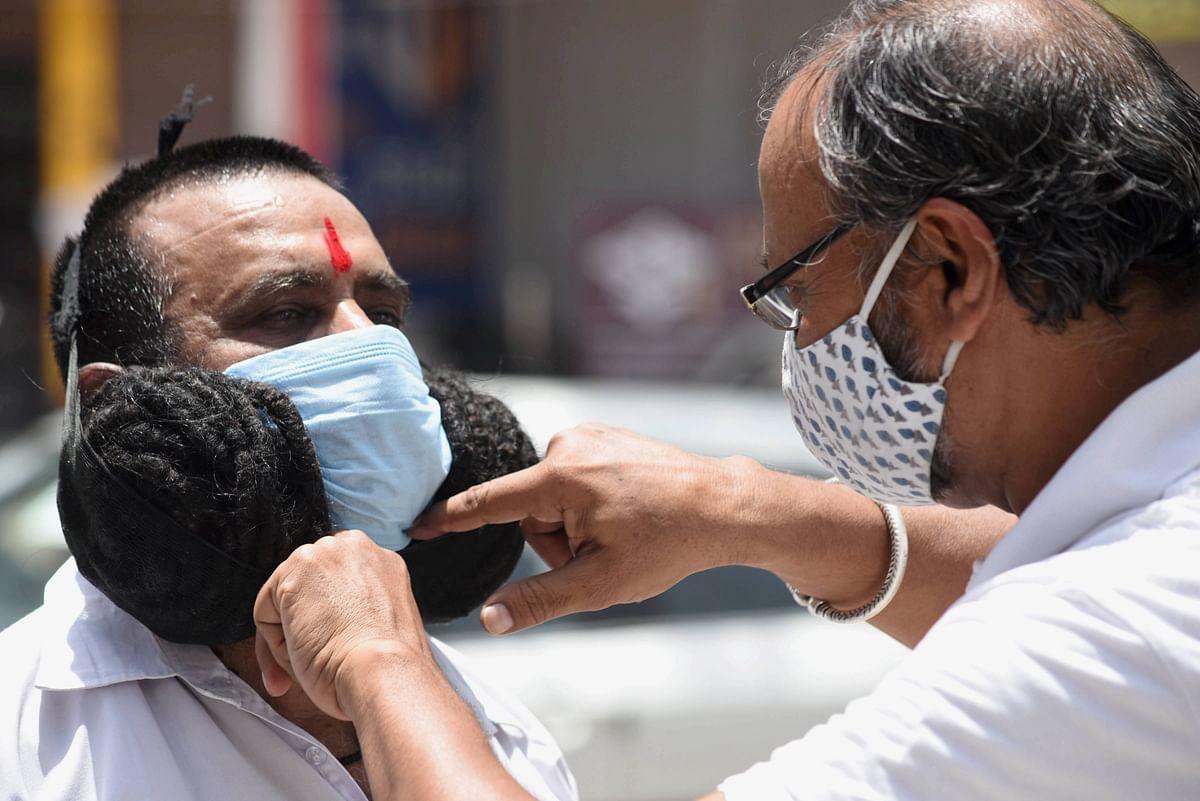 Corona LIVE update : देश में पिछले 24 घंटों में 287 मौत, राजस्थान में कोरोना वायरस के 48 नए मामले