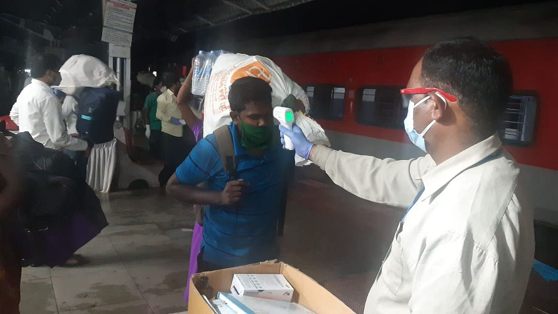 Coronavirus Jharkhand: रिम्स की दो जूनियर डॉक्टर और दो मरीज कोरोना संक्रमित