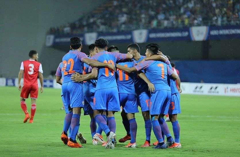 कोरोना वायरस ब्रेक के बाद फीफा क्वालीफायर टीमों के लिए नई तारीखों का ऐलान, जानिए कौन कौन सी तारीख में है भारत का मुकाबला