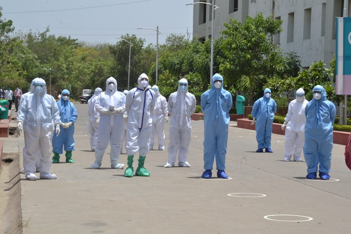 COVID-19 Live Updates: महाराष्ट्र के पालघर में कोरोना वायरस के मरीजों की संख्या 1,000 के पार