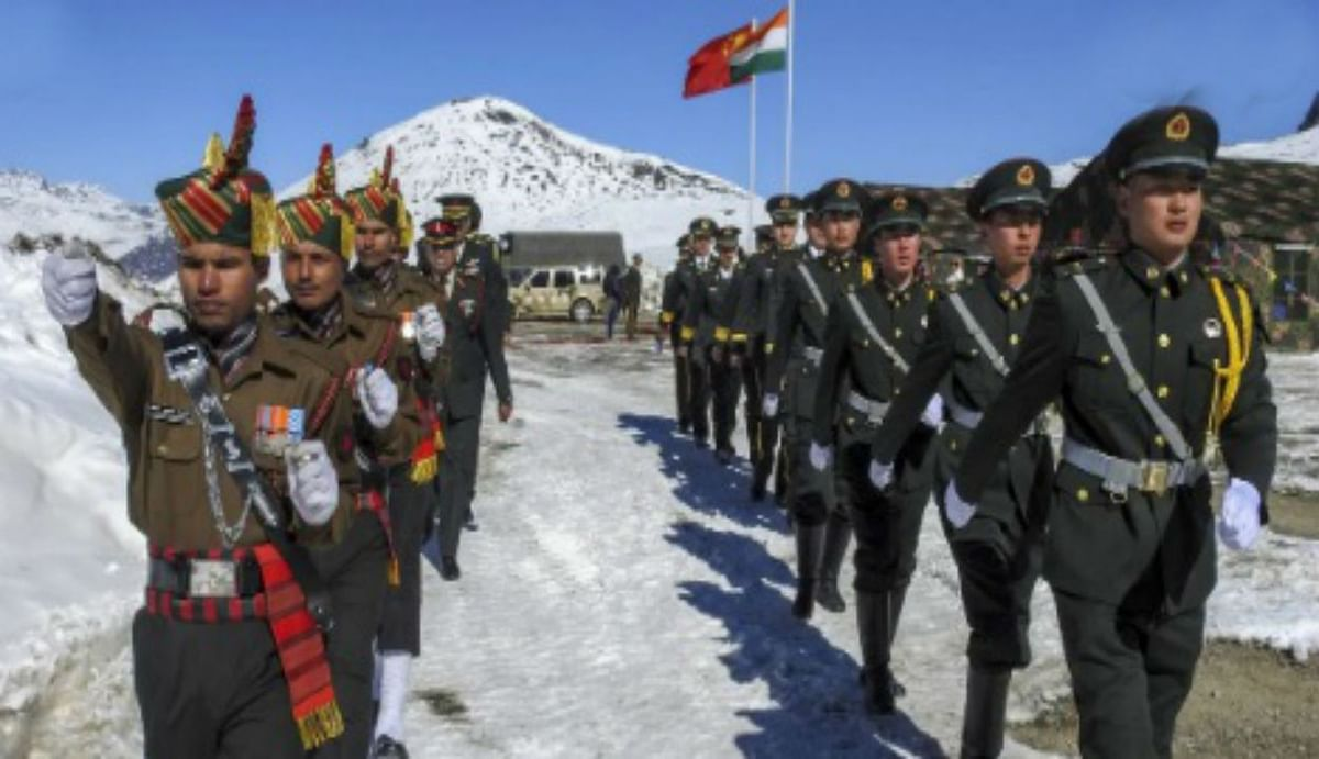 भारत की दो टूक : LAC पर तनाव तभी होगा खत्म, जब अपने सारे सैनिकों को साजोसामान के साथ वापस बुलाएगा चीन