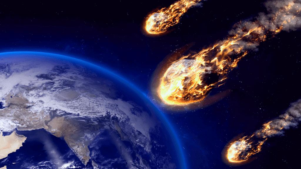 धरती पर कोरोना का संकट, आकाश से भी आ रही 'आफत',  NASA ने दी जानकारी