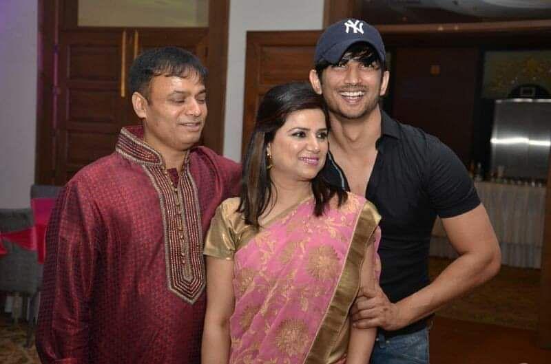 विधायक नीरज कुमार बबलू उनके अपने बहनोई हैं.