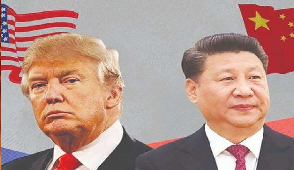 जी-7 सम्मेलन में  ट्रंप की रणनीति से चीन नाराज