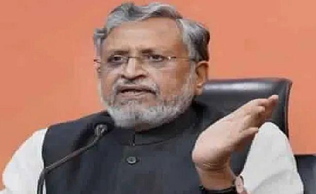 चुनाव के बारे में फैसला करना आयोग का काम, राजनीतिक बयानबाजी ठीक नहीं : सुशील मोदी
