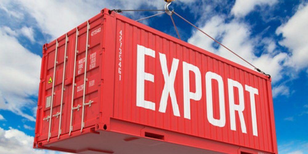 निर्माण और निर्यात