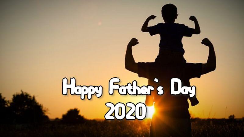 Father's Day 2020 : खुशी का हर लम्हा साथ होता है जब पिता का साया हमारे साथ होता है