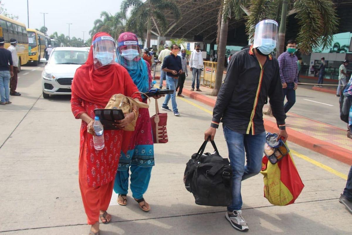 'देश में कोरोना वायरस का कम्युनिटी ट्रांसमिशन शुरू'