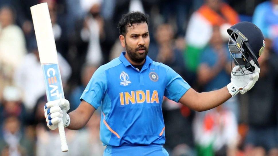 विश्व कप यादें 2019 : आज ही के दिन रोहित शर्मा ने विश्व कप में 5 वां शतक जड़कर बना डाला था रिकॉर्ड