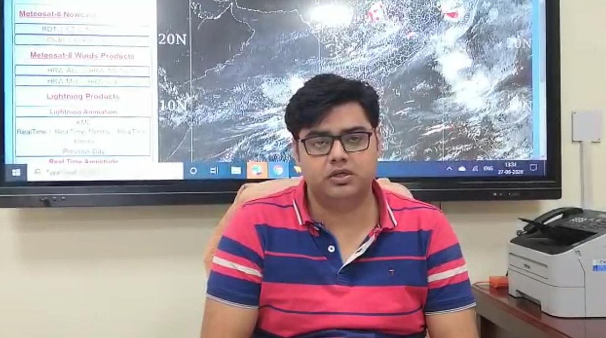 Jharkhand Weather Forecast : 27 और 28 जून को झारखंड के अधिकांश हिस्सों में बारिश एवं वज्रपात की चेतावनी, इन जिलों में अभी होगी वर्षा