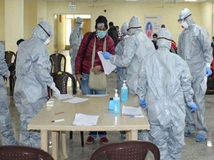 राजस्थान 9720 हुई कोरोना संक्रमितों की संख्या, 24 घंटे में संक्रमण के 68 नये मामले आये सामने