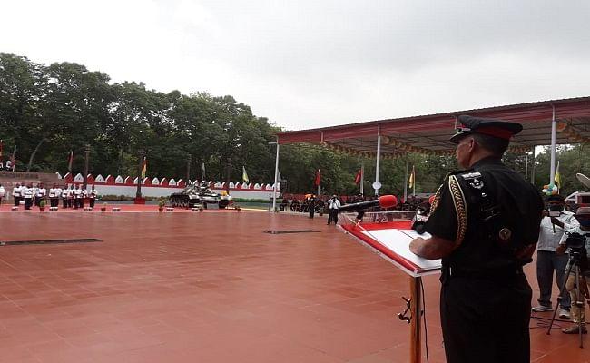 भारतीय सेना को मिले 17 नए सैन्य अधिकारी,  गया के ऑफिसर ट्रेनिंग एकेडमी में पासिंग आउट परेड के बाद ली शपथ