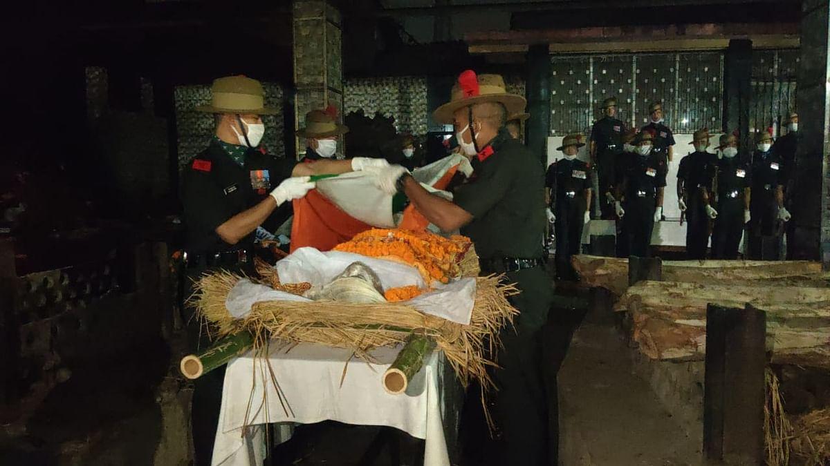 शत् शत् नमन : शहीद प्रमोद कुमार मिश्र की शहादत को पूरा देश कर रहा है सलाम