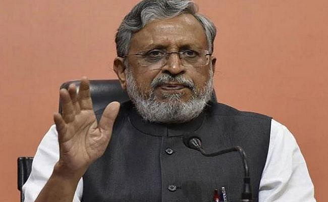 महागठबंधन पर सुशील मोदी का निशाना, कहा- राजद-कांग्रेस राज में बिहार में एक भी मेडिकल कॉलेज नहीं