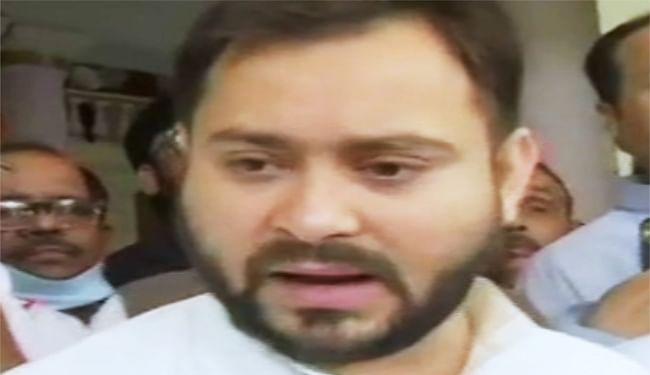 Bihar Vidhan Parishad election : विधान पार्षदों के राजद छोड़ने पर बोले तेजस्वी, चुनावी मौसम में होती रहती हैं ऐसी बातें