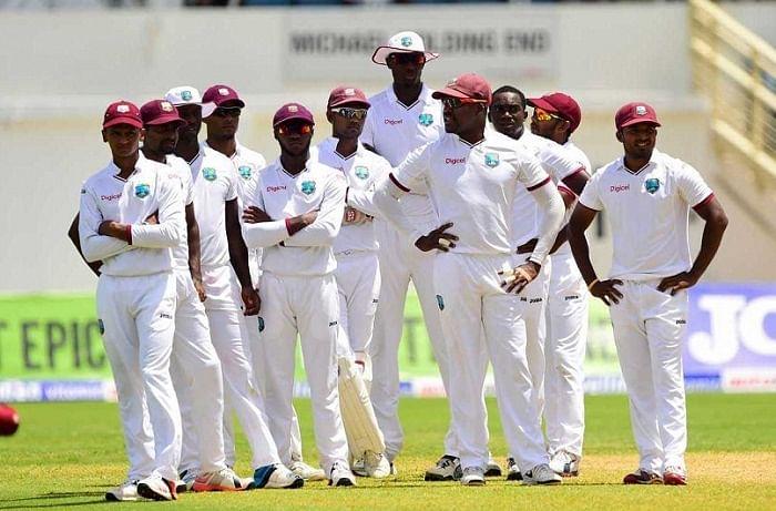 मेजबान इंग्लैंड के खिलाफ मजबूत स्थिति में वेस्टइंडीज, इंग्लैंड के पास सिर्फ 170 रन की बढ़त, मात्र 2 विकेट है शेष