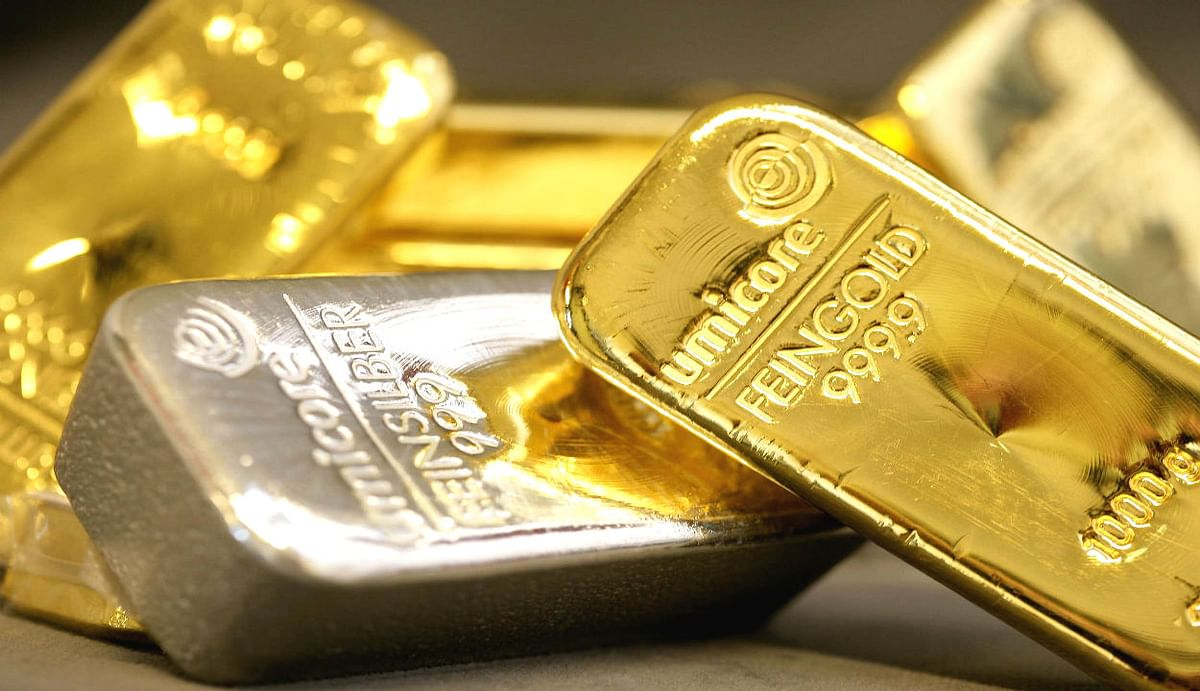 Gold Rate : गिर गया सोने-चांदी का भाव, शादी के लिए ज्वेलरी शॉपिंग का बढ़िया मौका
