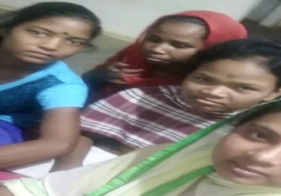 तमिलनाडु में फंसी युवतियों ने वीडियो बनाकर भेजा, कहा - प्लीज हमारी मदद कीजिए, हमें घर जाना है