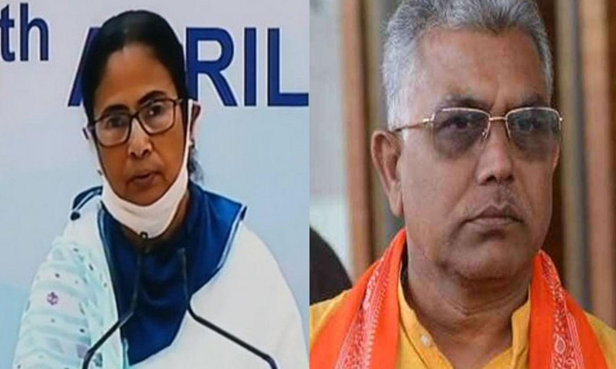 बंगाल में 2021 के विधानसभा चुनाव की तैयारी शुरू, दिलीप घोष ने ममता बनर्जी सरकार को दी यह सलाह