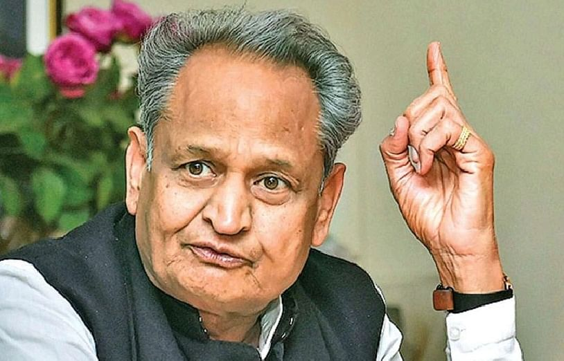 Rajasthan Cabinet Vistar : 'सचिन पायलट कैंप को न देना पड़े मंत्रिमंडल में हिस्सेदारी, इसलिए गहलोत कर रहे हैं कैबिनेट विस्तार में देरी'- बीजेपी महासचिव का बड़ा आरोप